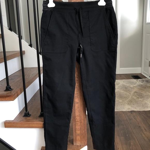 Lululemon Black Pants, 6